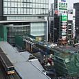 生まれ変わる渋谷を行く銀座線