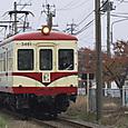 十和田市街を行く「とわだレトロ号」