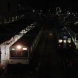 夜の熊谷駅
