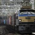 コンテナ満載の貨物列車