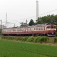 福井口の区間列車に運用中の国鉄色