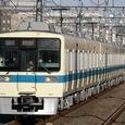 箱根湯本行き急行電車