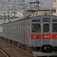 伊勢崎線を行く東急8500系