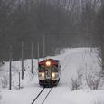 釧北峠を目指す普通列車