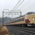 成田を目指す初詣列車