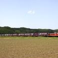 石巻を目指す貨物列車