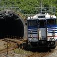 羽越本線を南下する普通列車