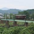 渡良瀬川を渡るデハ101