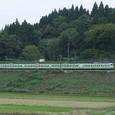 魚沼地方を走る115系普通列車