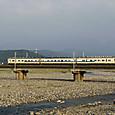 姫川橋梁を行く419系