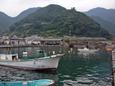 二木島を通過する南紀