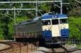 笹子峠へ向かう普通電車