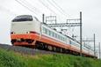 東武カラーのJR車
