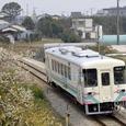 早春の甘木鉄道