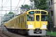 飯能行きの快速電車