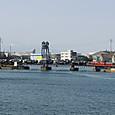 末広橋を渡るセメント列車
